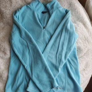 Eddie Bauer 1/4 zip sweatshirt